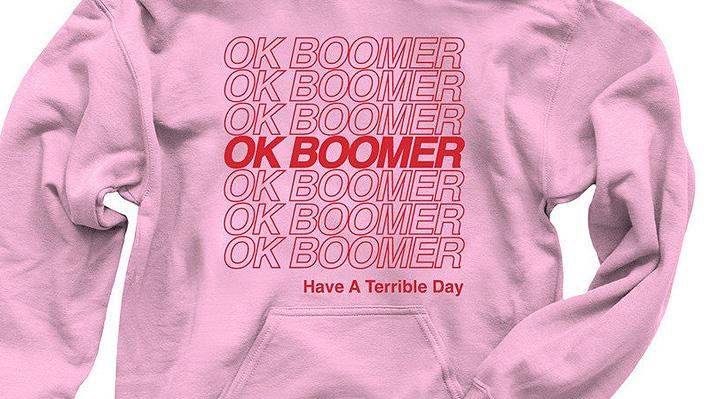 """""""Ok, boomer"""", la expresión utilizada por generaciones jóvenes para responder a las críticas de los mayores: ¿Es ofensiva?"""