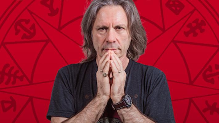 Vocalista De Iron Maiden Realizará Un Show Especial En Chile