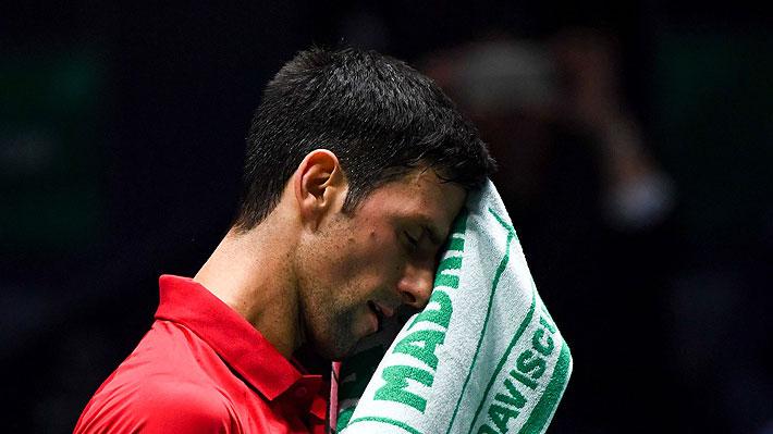 Novak Djokovic criticó el formato de la Copa Davis y a Canadá por no presentarse a jugar ante EE.UU.