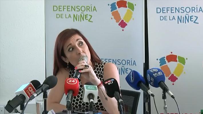 Defensoría de la Niñez reporta 5 casos de menores con trauma ocular y 11 heridos a bala desde estallido social