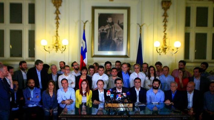 Partidos aplazan reunión para definir comisión técnica constitucional tras petición del Frente Amplio