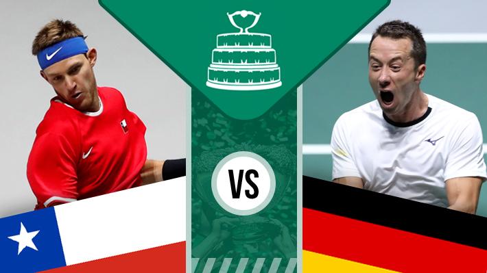 Revive la caída de Jarry ante Kohlschreiber en la Copa Davis
