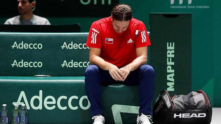 Por qué Chile ya quedó eliminado de la Copa Davis aunque igualmente termine ganando la serie ante Alemania