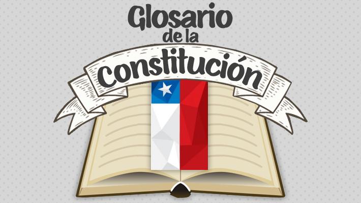El glosario de la Constitución: Conceptos que se deben manejar en la discusión sobre una nueva Carta Magna