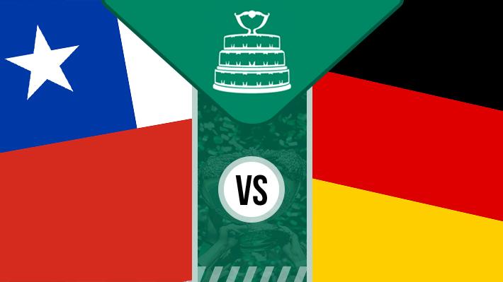 Revisa la derrota de Tabilo y Barrios en el dobles ante Alemania en Copa Davis