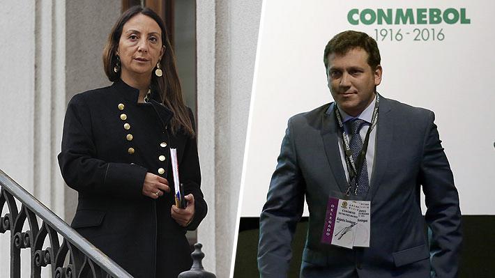 """Ministra del Deporte al presidente de Conmebol: """"¿Se refería a que no aceptamos pagar una fiesta de $40 millones para los gerentes?"""""""