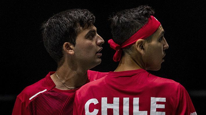Chile se despide de la Davis: Tabilo y Barrios exhiben gran nivel ante los campeones de Roland Garros, pero caen y Alemania ganó 2-1 la serie