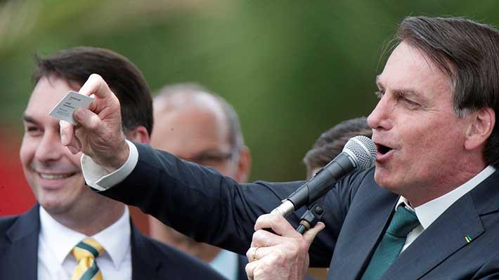 """Bolsonaro presenta oficialmente su nuevo partido para luchar contra """"el comunismo y el globalismo"""""""