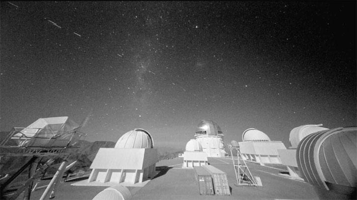Astrónoma del Cerro Tololo se suma a las críticas por la contaminación lumínica de los satélites de Elon Musk
