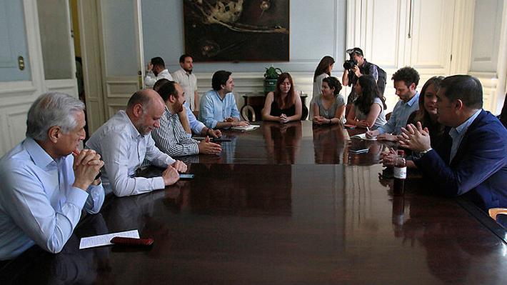 Fuerzas políticas fijan plazo para entregar propuestas sobre temas que quedaron fuera del acuerdo constituyente
