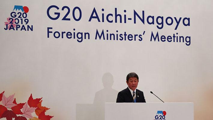 El G20 se reúne en Japón y se compromete a impulsar una reforma de la Organización Mundial de Comercio