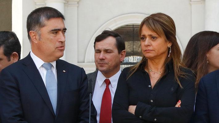 """Chile Vamos cuestiona a la oposición por """"tratar de ir más allá de lo acordado"""" en el proceso constituyente"""