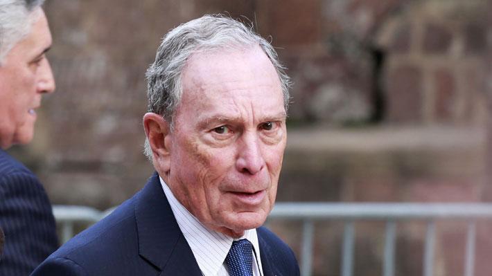 Michael Bloomberg anuncia formalmente su candidatura a la presidencia de Estados Unidos