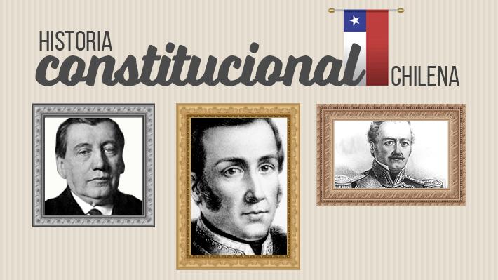 La historia constitucional chilena: Revisa cuáles han sido las Cartas Fundamentales del país desde su independencia