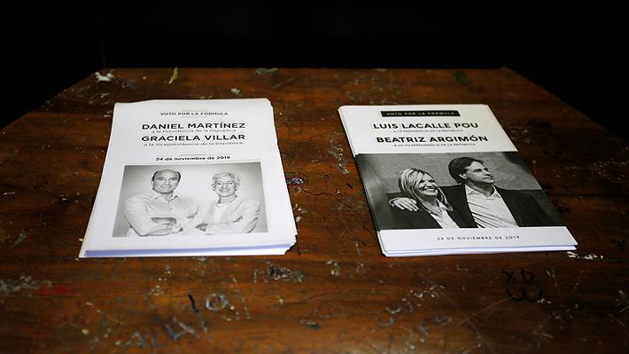 En qué consiste el recuento de votos que definirá al próximo presidente de Uruguay