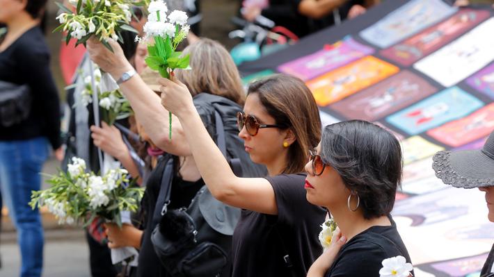 El 48% de las chilenas se ha sentido discriminada o ha sido víctima de violencia por su condición de mujer