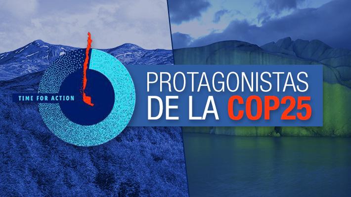 No sólo los gobiernos: Quiénes serán los otros protagonistas de la COP25 presidida por Chile