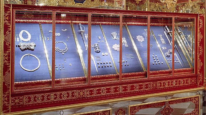 """Roban joyas de """"valor incalculable"""" desde la Bóveda Verde de Dresden, uno de los museos más antiguos del mundo"""