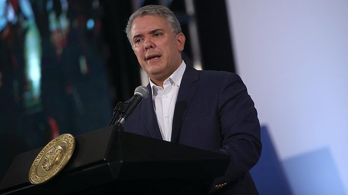 Crisis en Colombia: Presidente Duque se reúne este lunes con sindicatos y empresarios