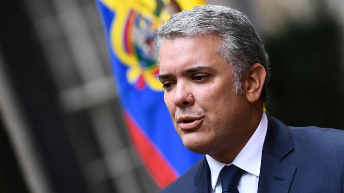 Presidente Duque convoca a reunión a promotores de protestas en Colombia