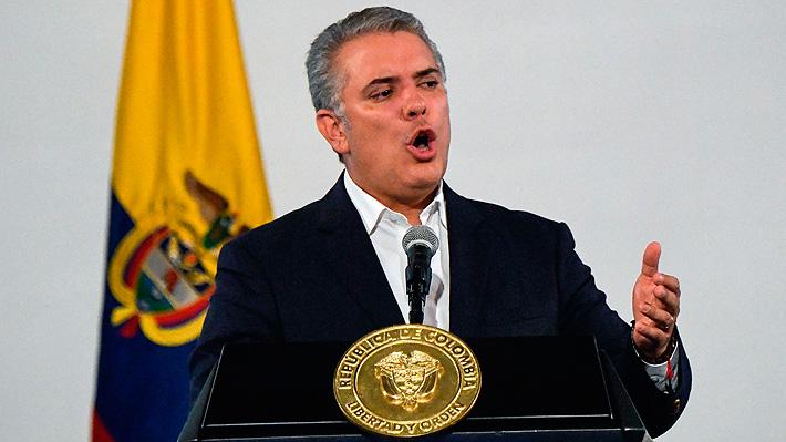 Presidente Duque anuncia cambios a la reforma tributaria para paliar la crisis en Colombia