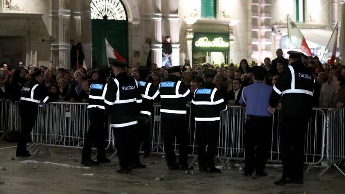 Asesinato de periodista maltesa: Confirman la detención del jefe de gabinete del primer ministro de ese país