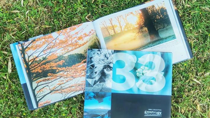 """Galería: Grupo de fotógrafos aficionados lanza """"33 rayados por las fotos"""", un libro con imágenes del sur de Chile"""