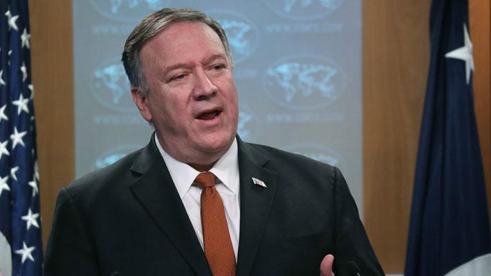 """EE.UU. apoya a Duque y celebra """"sus esfuerzos para facilitar la expresión democrática pacífica"""""""