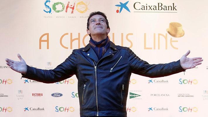 """Revista Time elige a Antonio Banderas como el mejor intérprete del año por su trabajo en """"Dolor y Gloria"""""""