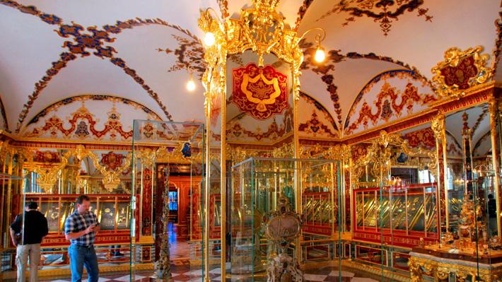 Alemania ofrece $455 millones de recompensa a quienes aporten datos sobre el robo de joyas del museo de Dresden