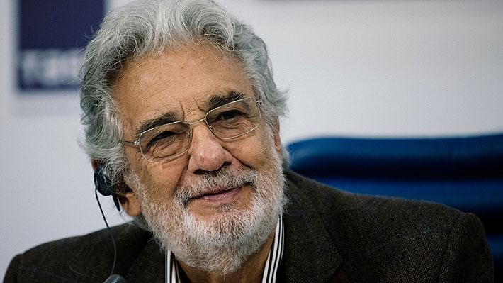 """Plácido Domingo sobre acusaciones de acoso: """"Fui juzgado y sentenciado (...) sin el más mínimo beneficio de la duda"""""""