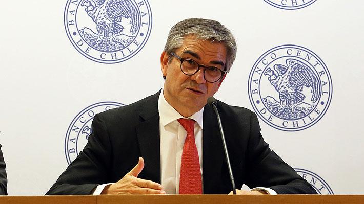 """Banco Central tras intervención: """"Podemos contener algo de la incertidumbre, pero no tenemos la capacidad para influir en sus orígenes"""""""