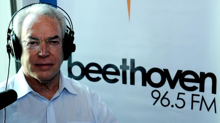 """Radio Beethoven cierra sus transmisiones con la novena sinfonía y """"el solemne compromiso de encontrarnos de nuevo"""""""