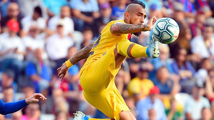 Medio inglés asegura que Arturo Vidal está en carpeta para reforzar al Manchester United