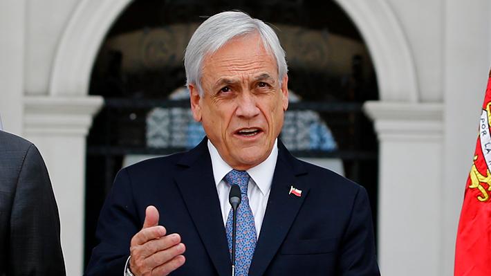 """Piñera sostiene que la COP25 """"será el punto de quiebre y un salto hacia un planeta más sano"""""""