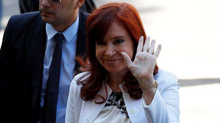 Cristina Fernández comparece ante la justicia por caso de irregularidades en la obra pública