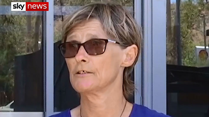 Mujer sobrevive casi dos semanas tras extraviarse en el árido y remoto outback australiano