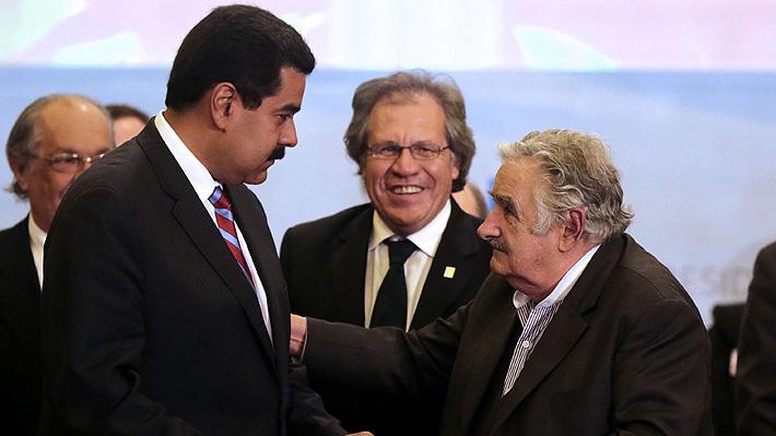 """José """"Pepe"""" Mujica cuestiona el desempeño de su ex canciller al mando de la OEA: Ha sido """"bastante lamentable"""""""