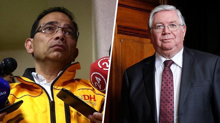 """Fallos por uso de perdigones: INDH pide """"coherencia"""" y Suprema defiende """"independencia"""" de los tribunales"""