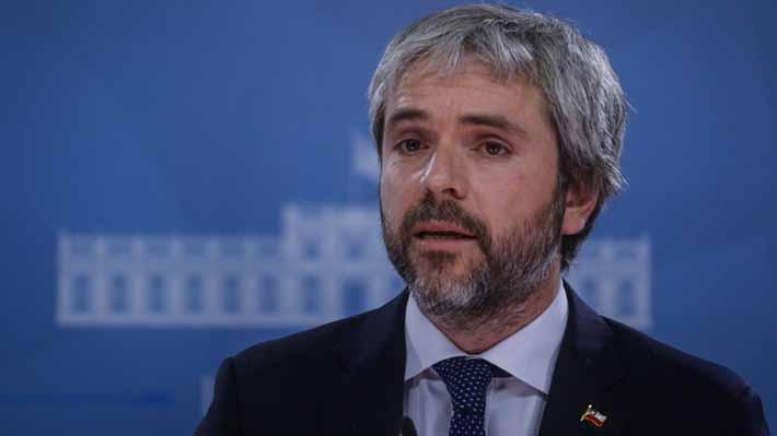 """Blumel y plan de recuperación económica: """"Ninguna agenda va a poder materializarse si no recuperamos el orden público"""""""