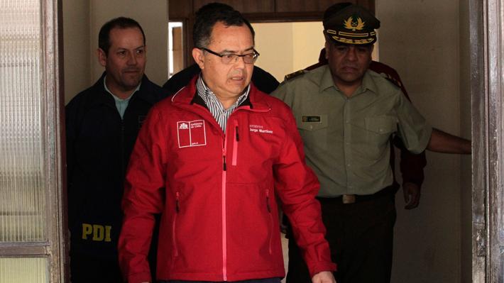 Intendencia anuncia querella contra concejal de La Calera y Tribunal Supremo de RN verá su caso