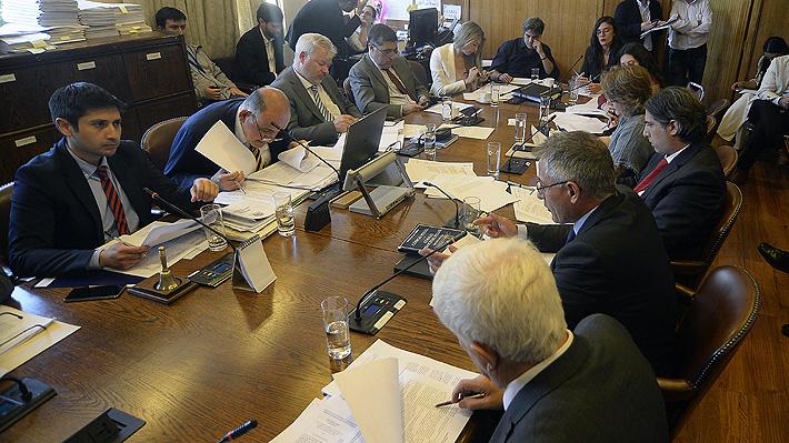 """Comisión de Seguridad de la Cámara despacha proyecto de """"Ley Antisaqueos"""""""