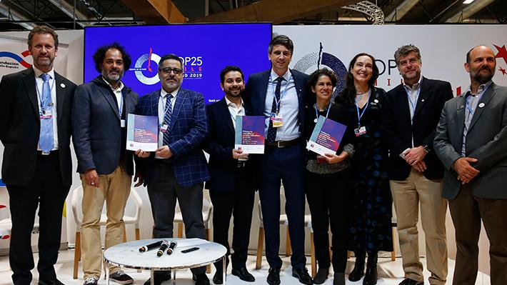 El Comité Científico de la COP25 entrega informe sobre la situación del país y recomendaciones para la acción climática