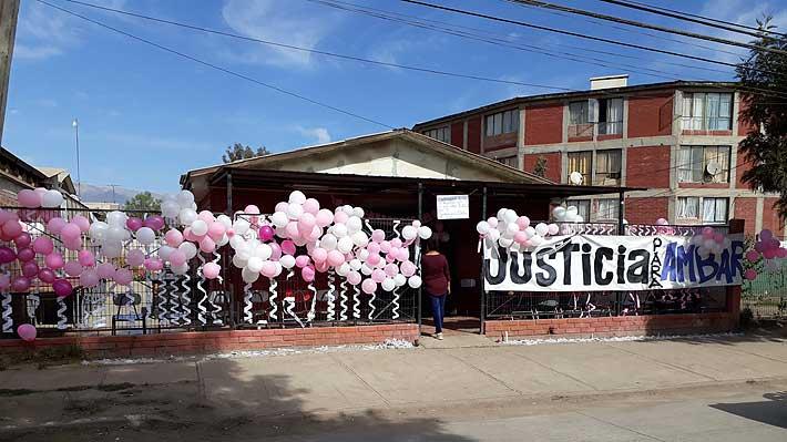 Caso Ámbar: Tribunal de Los Andes entregará hoy veredicto por abuso y asesinato de menor en 2018