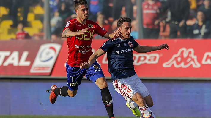 La U y Unión tendrán que definir en cancha el Chile 4 de la Libertadores, aunque debe ser confirmado por Conmebol