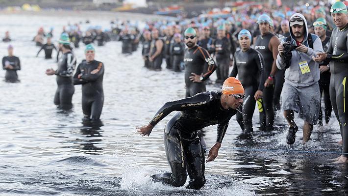 """""""No están las condiciones de seguridad"""": El Ironman de Pucón se suma a los eventos deportivos suspendidos por la crisis social"""