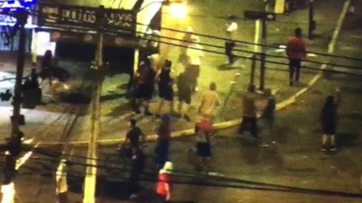 Las lesiones que los carabineros y civiles presentan tras el ataque a la comisaría de La Granja