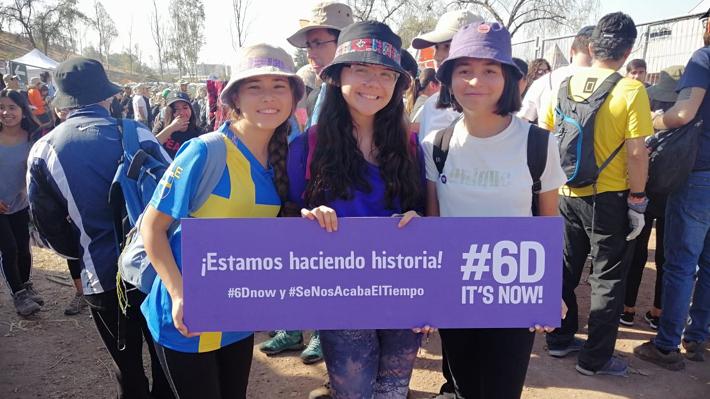 Hoy es el #6D: Conoce las principales acciones climáticas que se realizarán este viernes en Chile