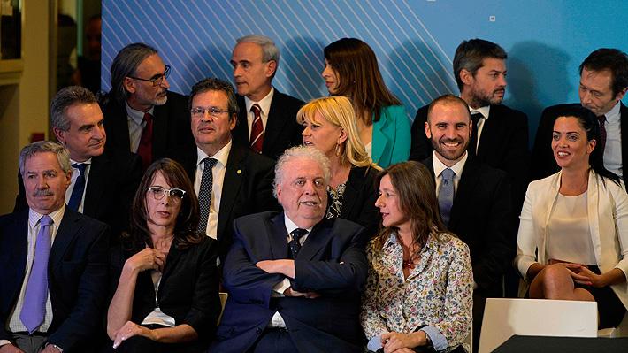 """Alberto Fernández presenta su gabinete: """"Destaco la calidad técnica y moral de todos los que nos acompañan"""""""