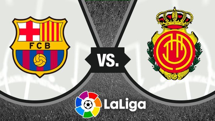 Repasa la goleada del Barcelona sobre el Mallorca por Liga de España